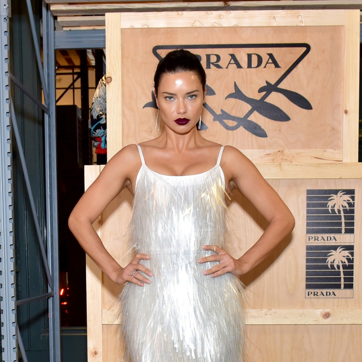 The A-Listers Celebrate Prada's Relaunch Of Its Iconic Linea Rossa Collection