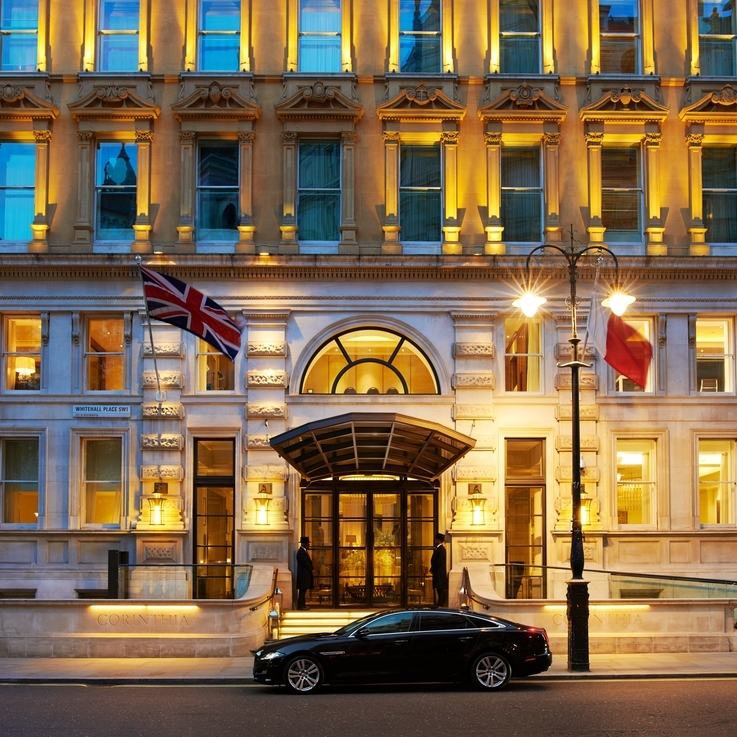 This London Hotel Will Help You Shop This Fashion Week