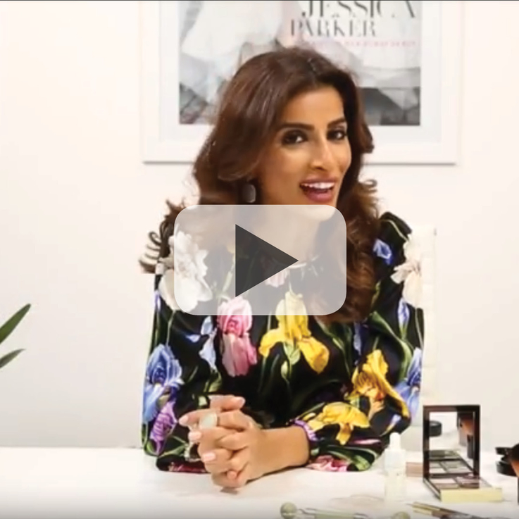 Watch: Rosemin Madhavji's Best-Of Backstage Beauty
