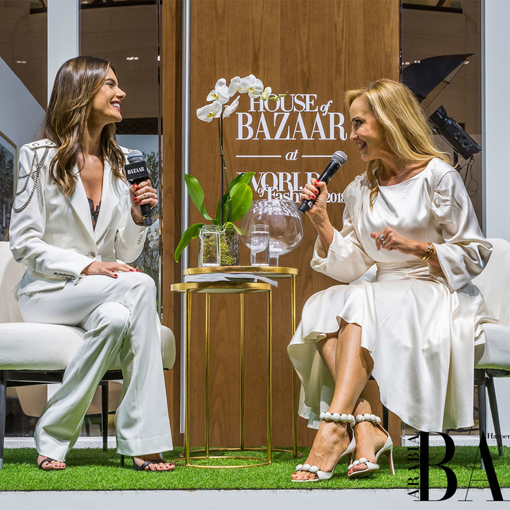 23 Questions With Alessandra Ambrosio