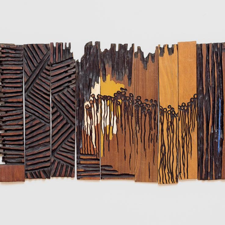 Ghanaian Artist El Anatsui Believes Art Belongs To The World
