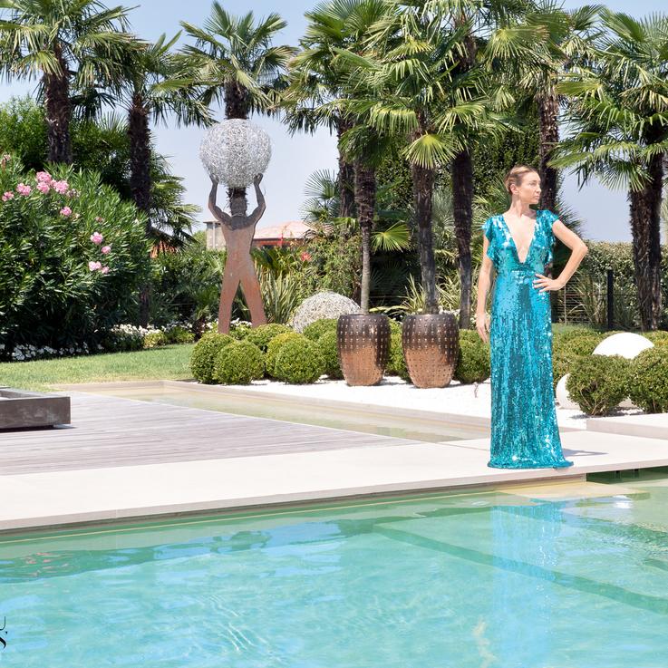 Fashion Designer Elisabetta Franchi Weaves A Bucolic Fantasy In Her Bolognese Residence