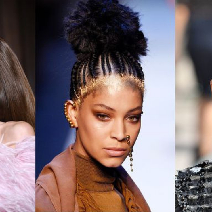 Let These Catwalk Hairstyles Inspire Your Halloween Costume