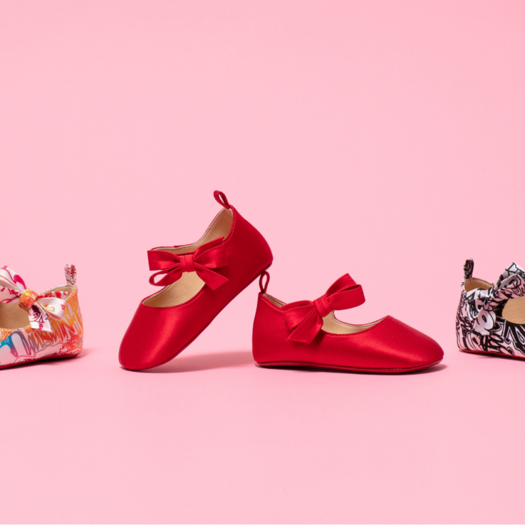 Exclusive: Baby Louboutins Are Going To Be Available In The Middle East