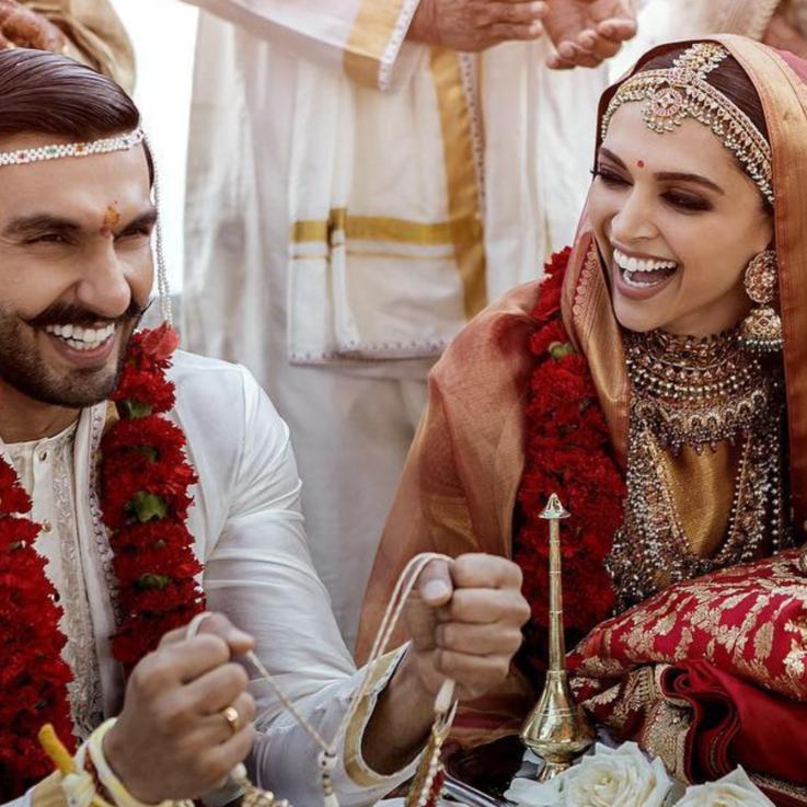 Deepika Padukone Shares Gorgeous New Photos From Her Wedding To Ranveer Singh