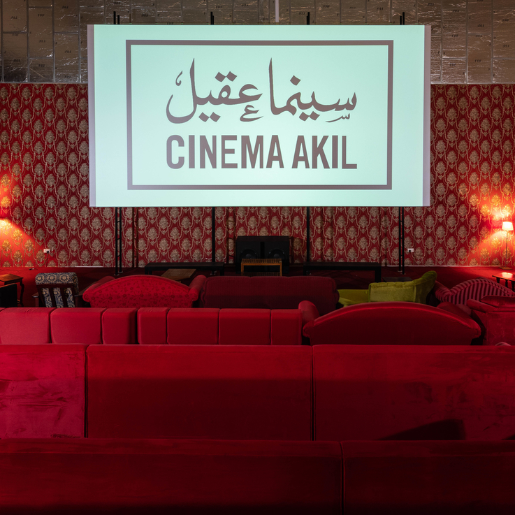 Dubai's New Arthouse Cinema Is Your Latest Fix For Indie Movies And Art Deco Interiors