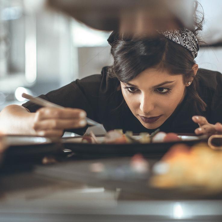 The Food Hustle: Chef Tara Khattar Rethinks Lebanese Cuisine