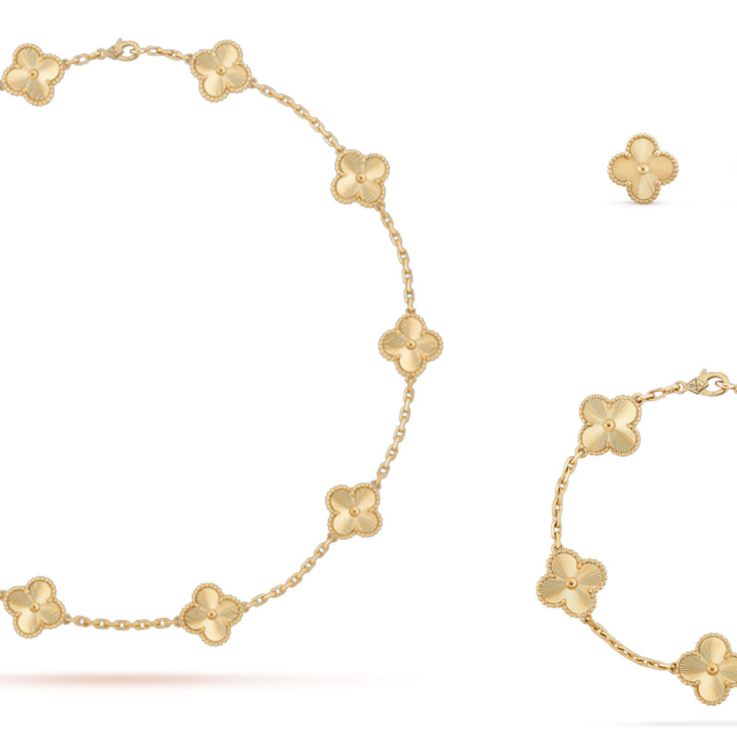 3 Lucky Charms Reaffirming Our Love For Van Cleef & Arpels