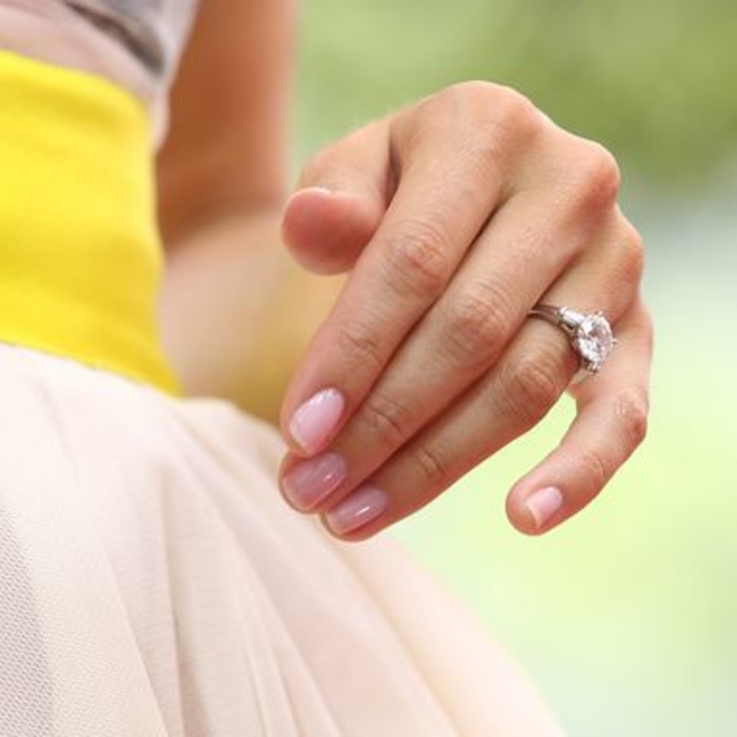 How To Nail The Perfect Engagement Manicure