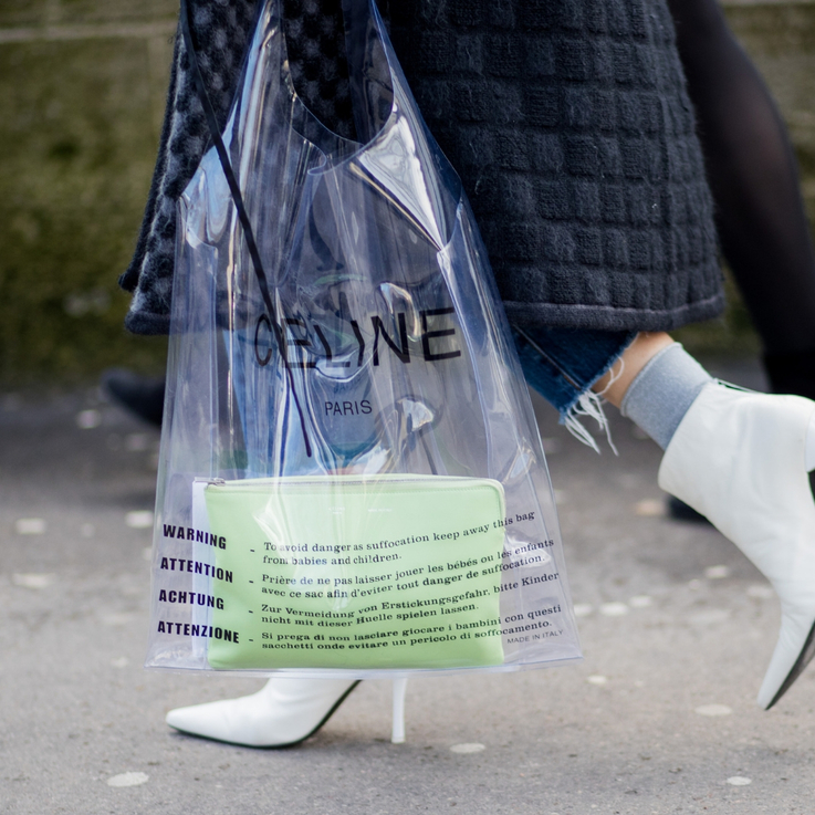 Clear Clutch Curation: A Bazaar Editor's Guide To Styling Instagram's Favourite Bag