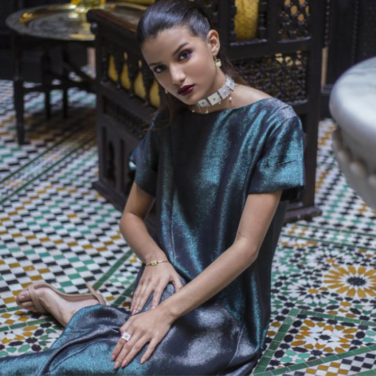 This Emirati Jewellery Brand Is Now Available At Bloomingdale's Dubai