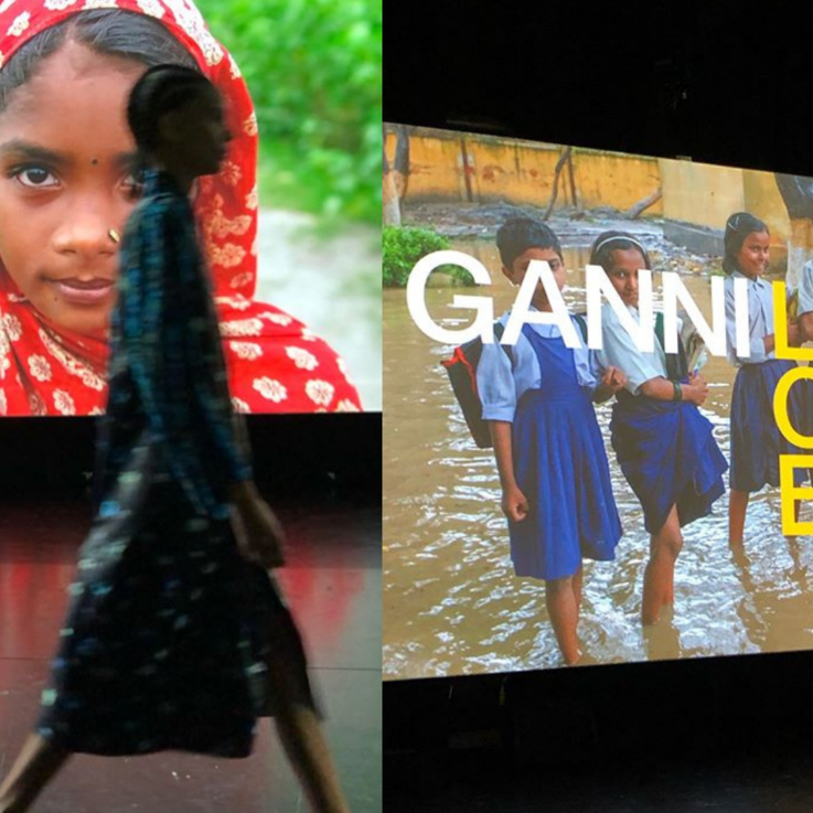 Ganni's 'Life On Earth' Fashion Show Did Not Go Down Well On Internet