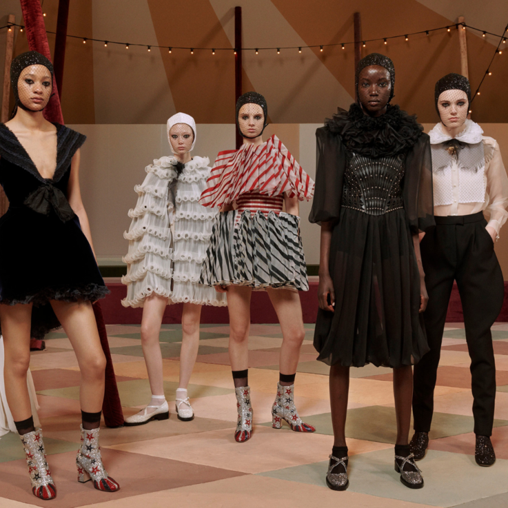 Dior Is Bringing Their Circus-Inspired Haute Couture Runway Show To Dubai
