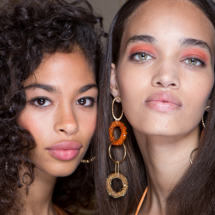 The Beauty Report: The 4 Biggest Beauty Trends For Spring/Summer 2019