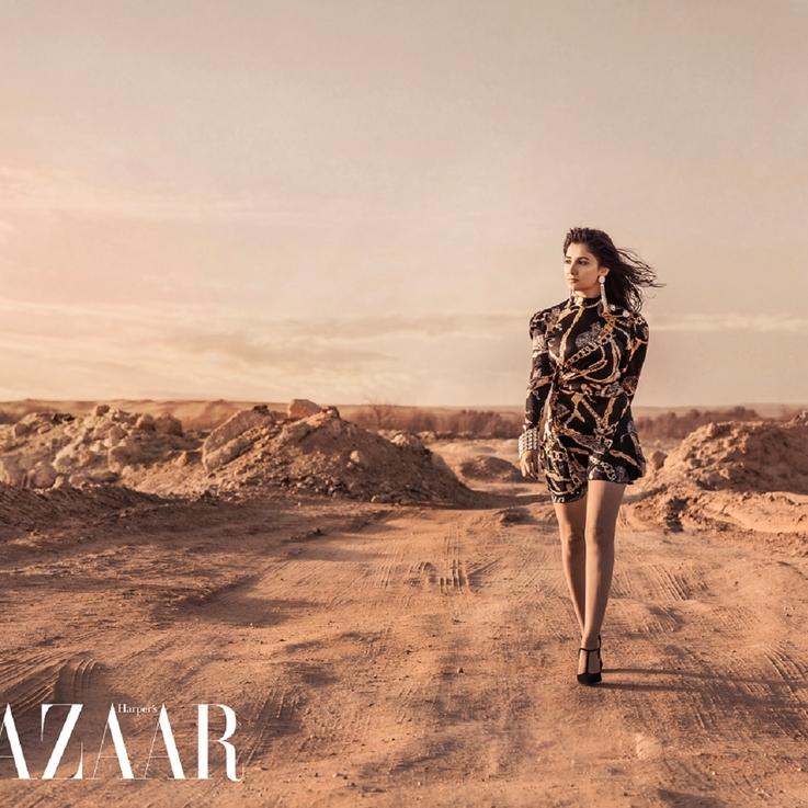 April Cover: Egyptian Actress Mai Omar On Motherhood, Equality And The Power Of Choice