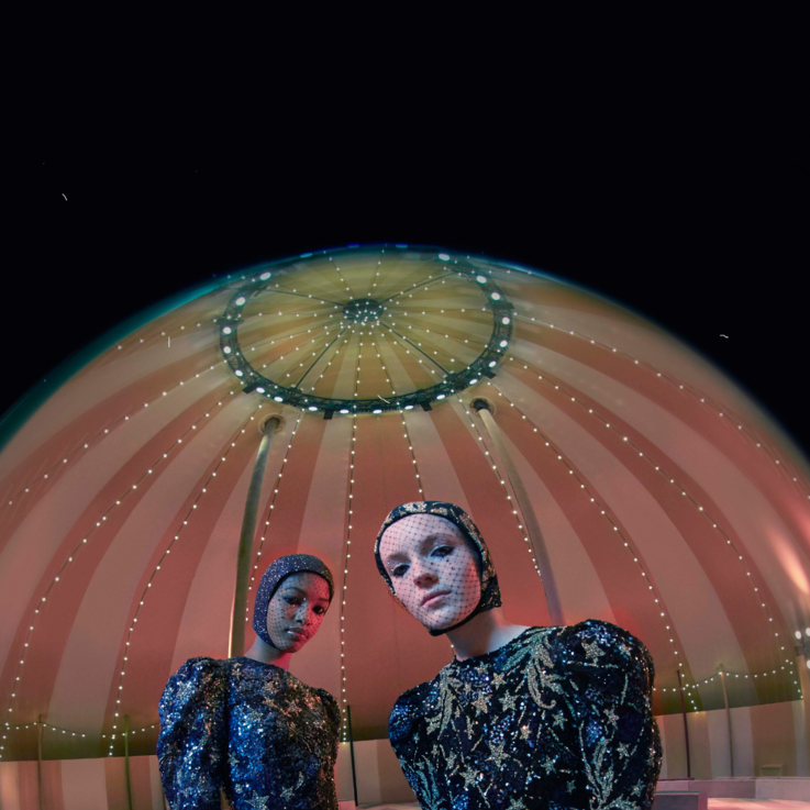 Watch | When Dior's Circus-Themed Spring Haute Couture Runway Show Came To Dubai