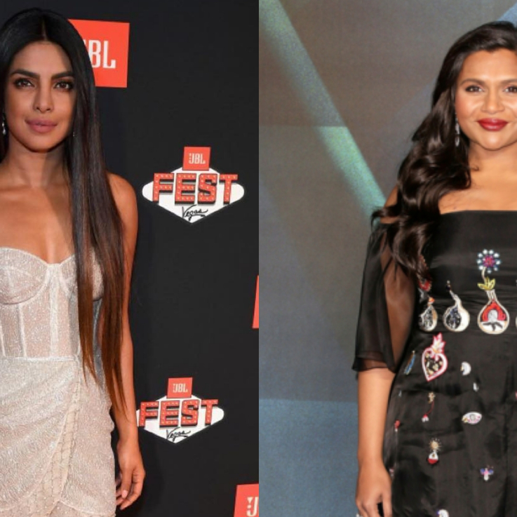 Priyanka Chopra And Mindy Kaling Confirm They Are Doing A Movie Together