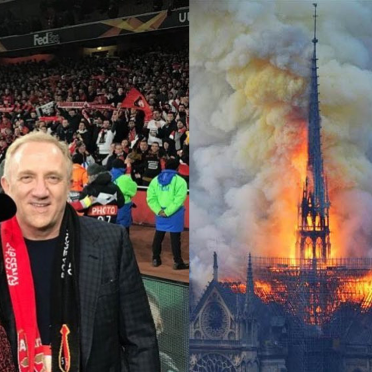 Fashion's Most Powerful Names Raise Nearly One Billion Dollars In 24 Hours To Rebuild Notre-Dame