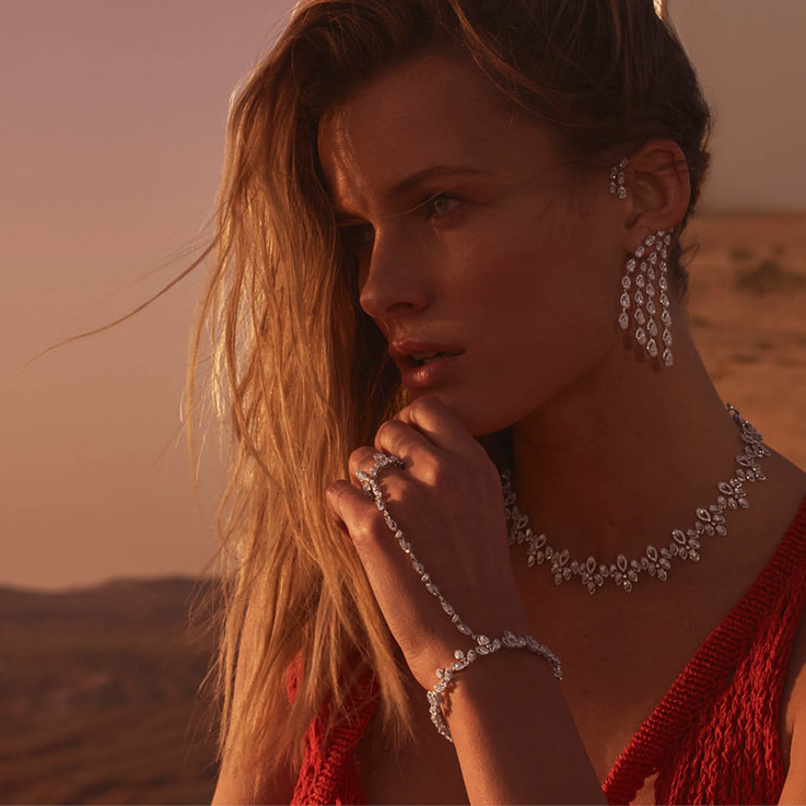 Interview: Valérie Messika On Her Latest Desert-Inspired High Jewellery Collection And That Collaboration With Gigi Hadid