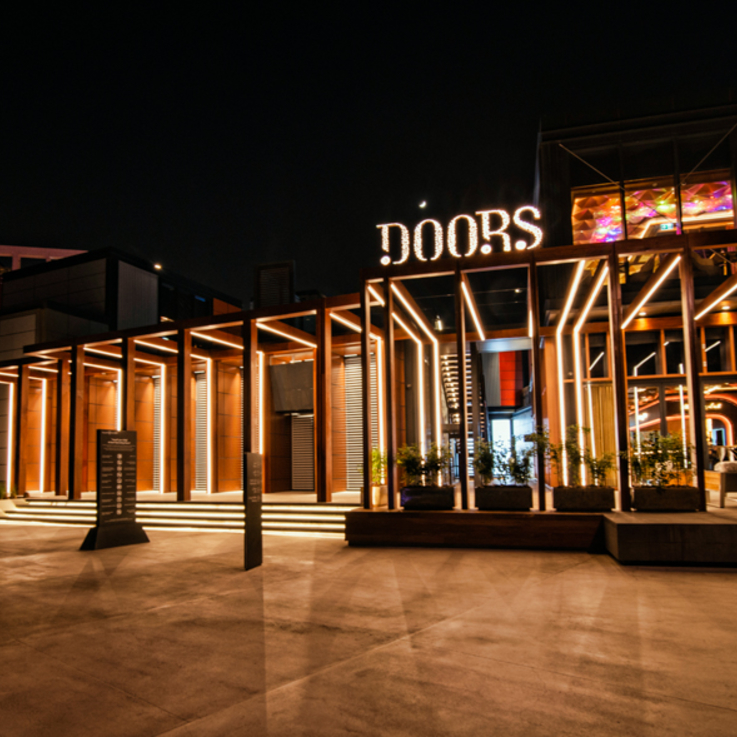 #ChicEats: The DOORS Freestyle Grill Dubai, Al Seef