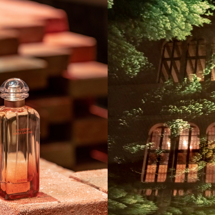 Hermes' Brand New Summer Scent Was Inspired By The Garden Of Eden