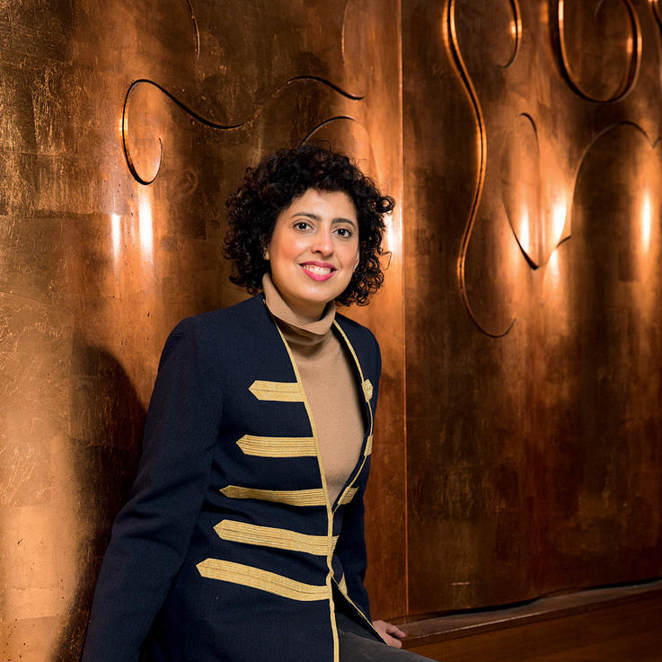 Curator Sara Raza's New Global Art And Visual Cultures Studio Opens In New York