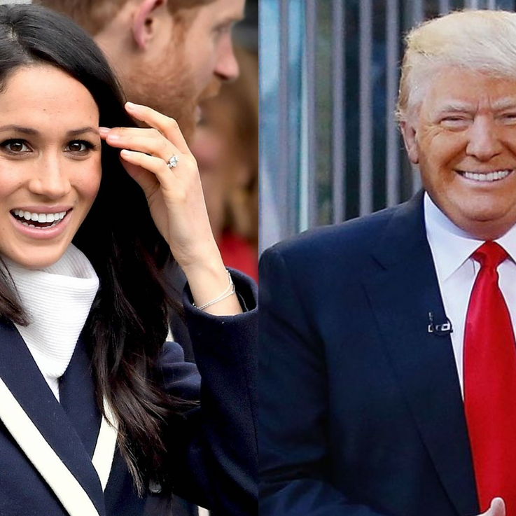 Donald Trump Calls Meghan Markle 'Nasty' In Latest Interview