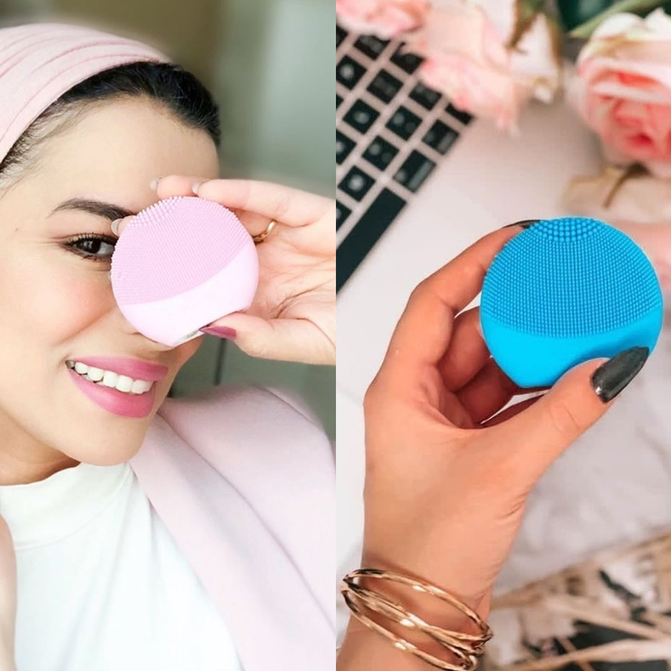 In Review: The FOREO Luna Fofo Facial Cleanser
