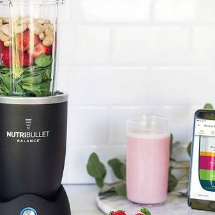 This New Macro-counting Blender Is Exactly What Every Kitchen Needs
