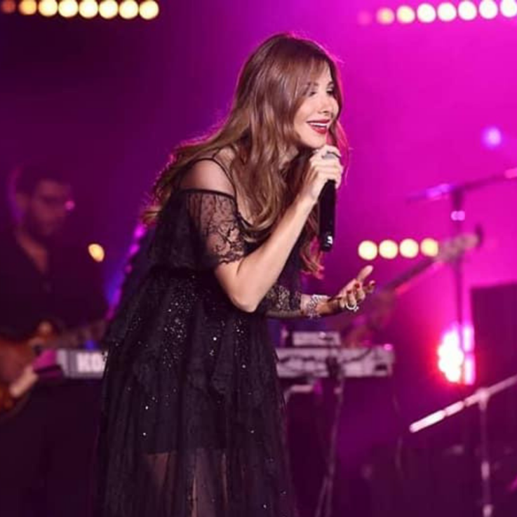 Nancy Ajram Is Performing Her First Concert In Saudi Arabia