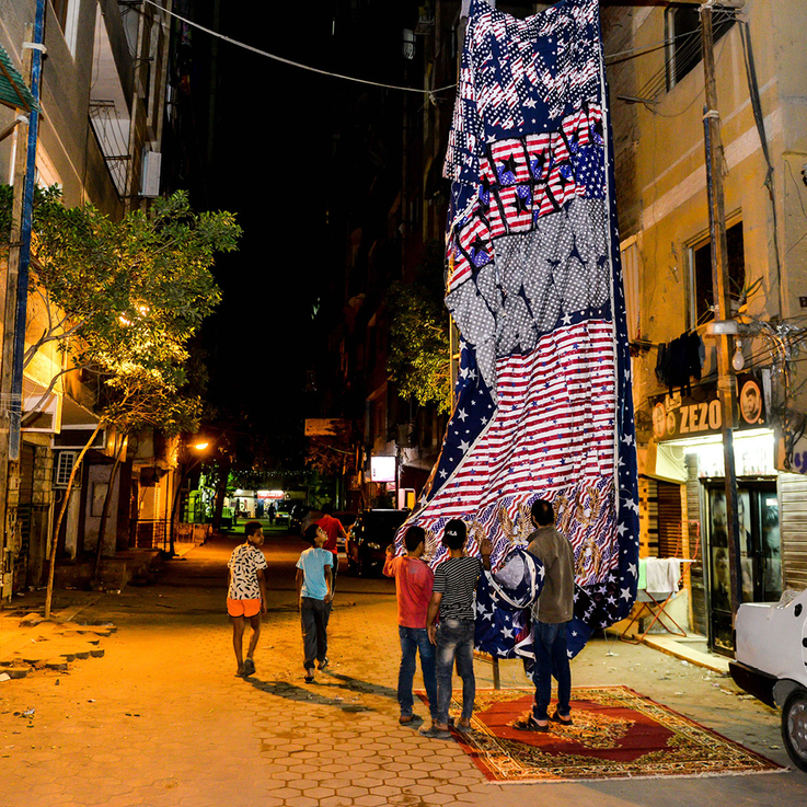 Egyptian Artist Ibrahim Ahmed Speaks Out About His Censored Work At The Havana Biennial