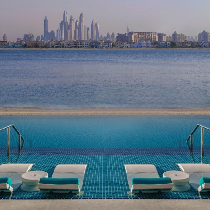 The Escape   The Retreat Palm Dubai