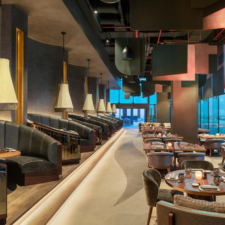 #ChicEats: Akira Back, W Dubai - The Palm