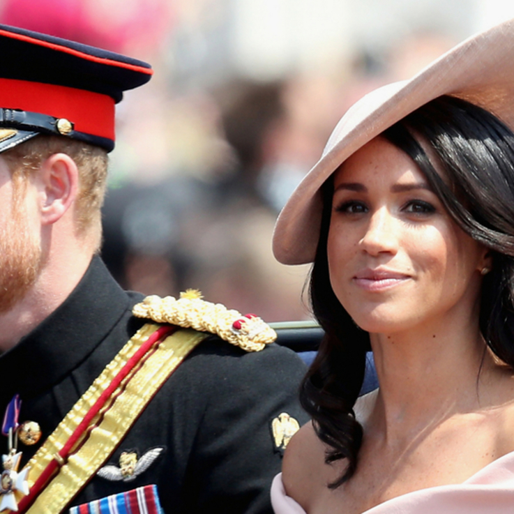 "Prince Harry Wishes His ""Amazing Wife"" Meghan Markle Happy Birthday"