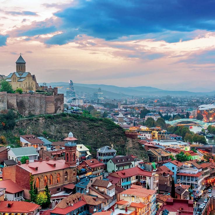 The Escape | Inside BAZAAR's Art-Filled Escapade To The Georgian Capital Of Tbilisi