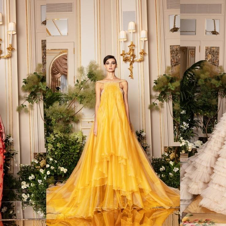 Rami Al Ali Haute Couture Autumn/Winter 2019