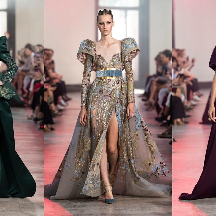 Elie Saab Haute Couture Autumn/Winter 2019