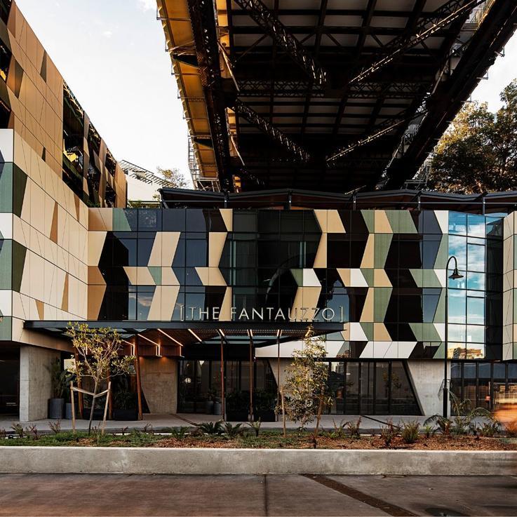 The Escape   The New Fantauzzo Art Series Hotel Is The New Artbeat Of Brisbane