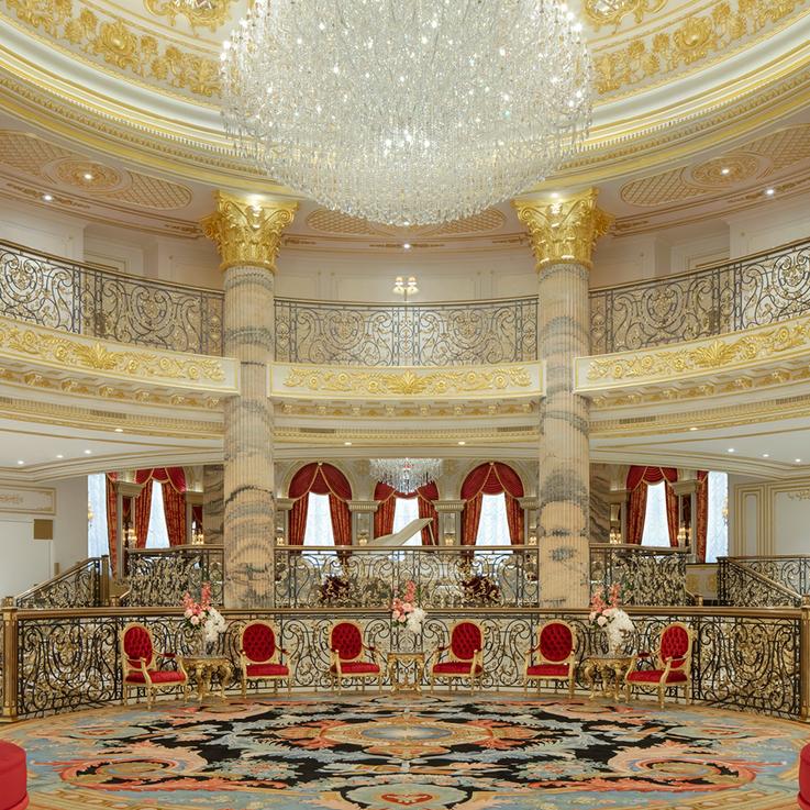 The Escape | A Royal Dubai Getaway On The Palm At Emerald Palace Kempinski