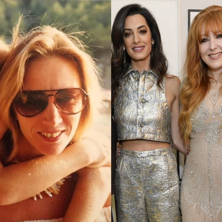 Charlotte Tilbury's Mother Is Impossibly Fabulous