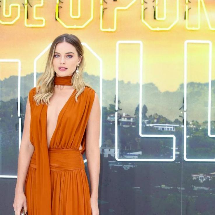 We're Already Obsessed With Margot Robbie's 'Once Upon A Time in Hollywood' Press Wardrobe