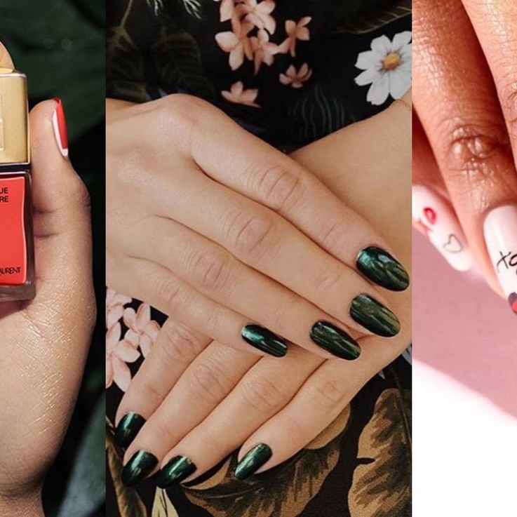 The 10 Best Nail Trends For Autumn 2019