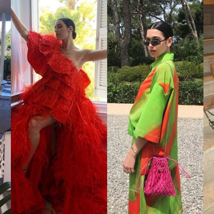 #StyleFile: 14 Times Dua Lipa Broke All The Fashion Rules In The Best Way