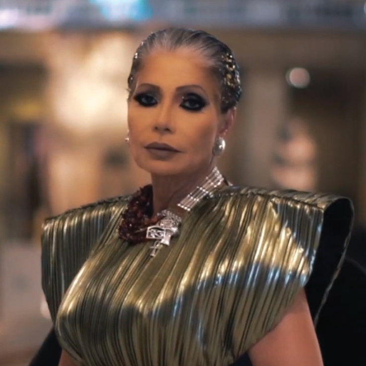 Watch | A Night At The Museum With Egyptian Icon Sawsan Badr