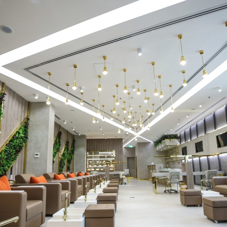 Tried & Tested: The Impossibly Stylish Newlook Salon