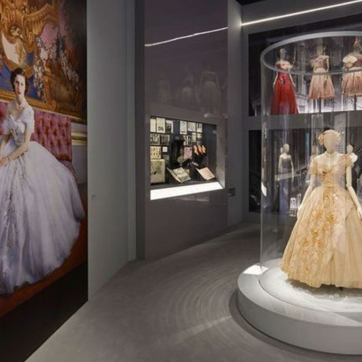'Christian Dior: Designer of Dreams' Has Become The Most-Visited Exhibition In V&A History