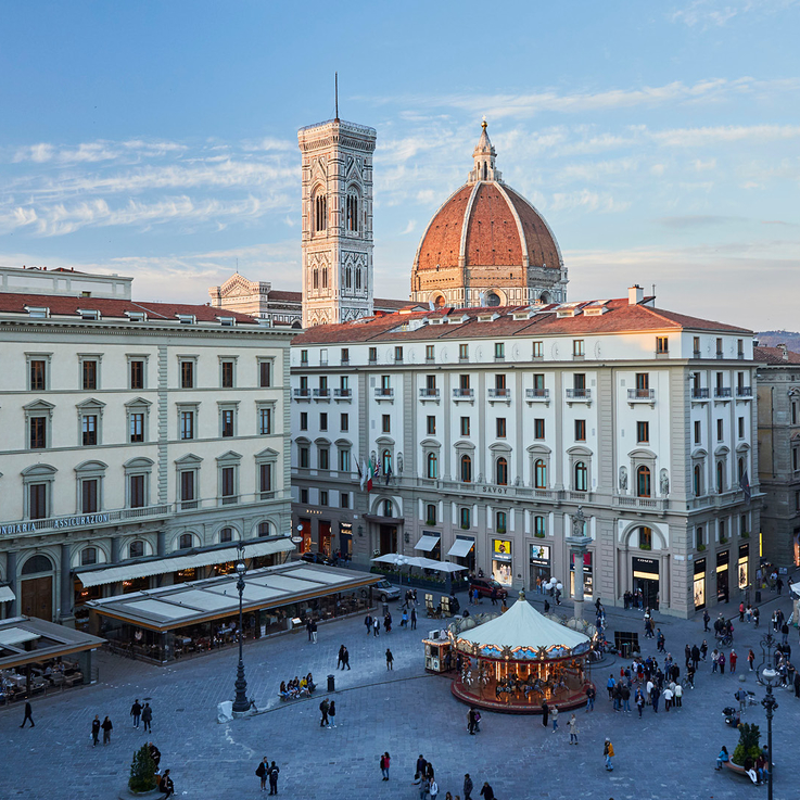 The Escape | 24 Hours In Florence, Italy
