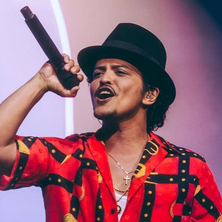 Bruno Mars Set To Headline NYE Concert In Abu Dhabi