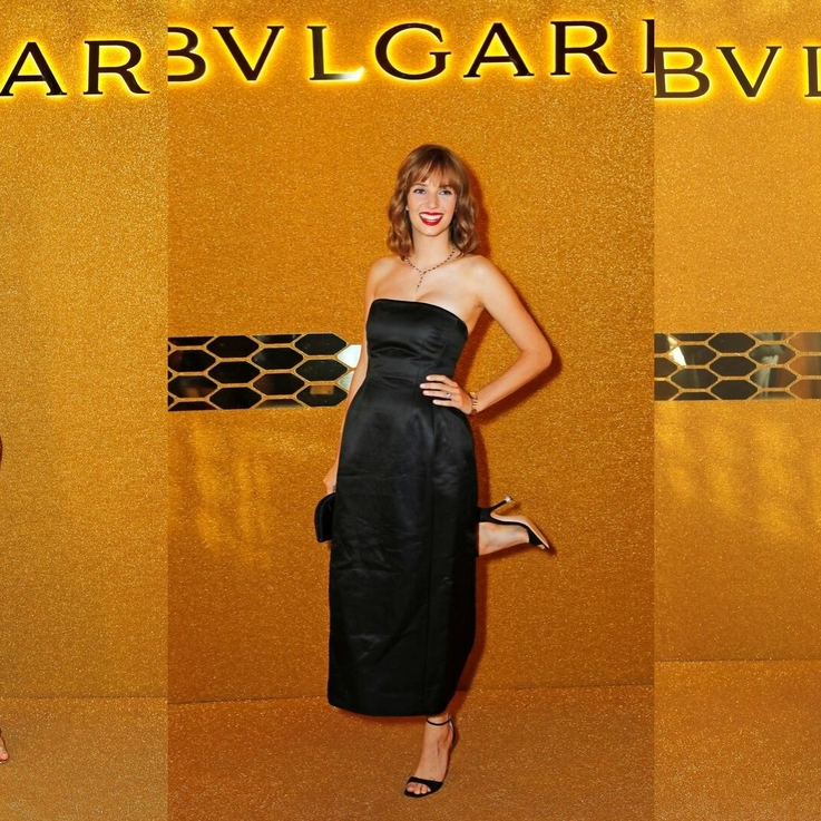 Everything That Went Down At Bvlgari's Serpenti Seduttori Launch Party