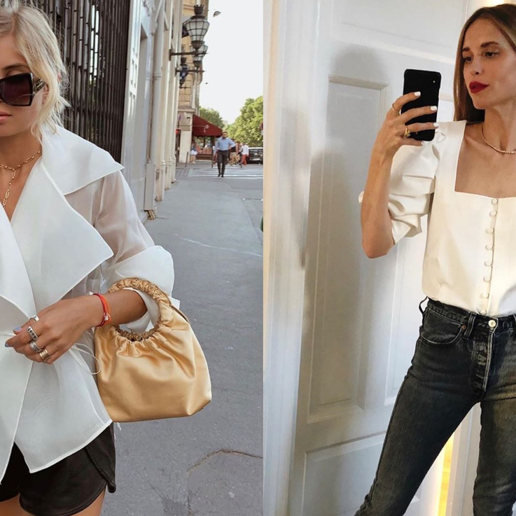 The Influencer-Approved Fashion Brand Redefining White Shirts Has Just Landed In The UAE